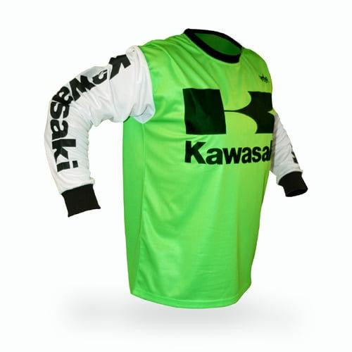 Reign Kawasaki Jersey