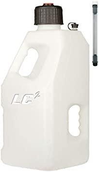 LC White LC2 5 Gallon Utility Jug