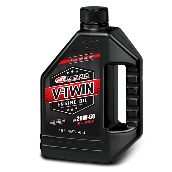Maxima V-Twin Full Synthetic Engine Oil