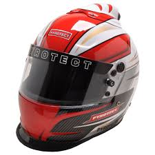 Pyrotect Pro Airflow Top Air Duckbill Full Face Patriot Graphic SA2015