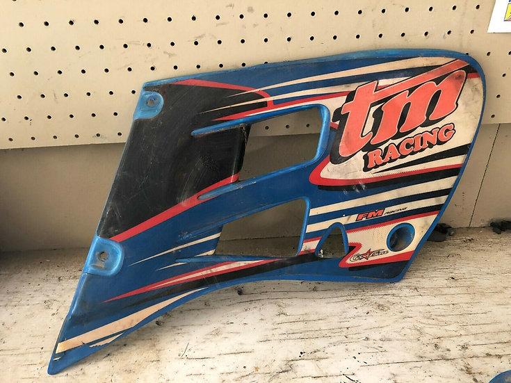 TM Racing 125MX SIDE PANELS LEFT & RIGHT