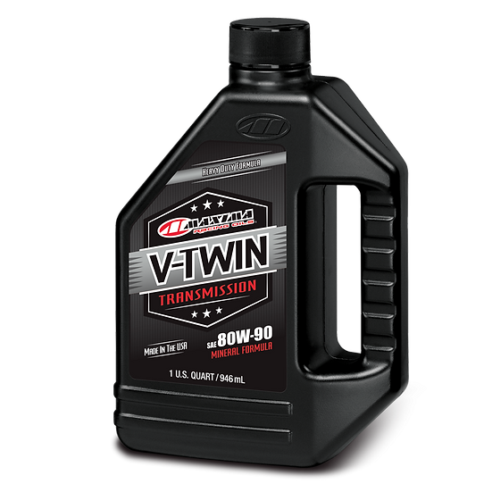Maxima V-Twin Transmission/Gear Oil