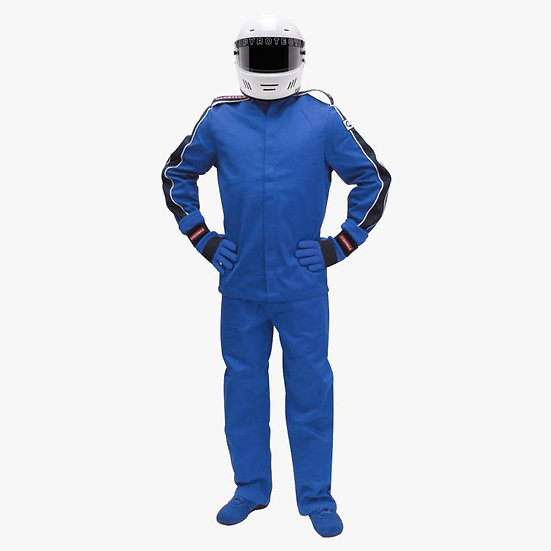 Pyrotect ELIMINATOR SFI-5 DELUXE 2 LAYER NOMEX TWO PIECE SUIT