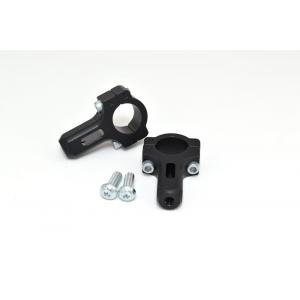"Enduro Engineering 1-1/8"" Tapered Debris Deflector Clamps"