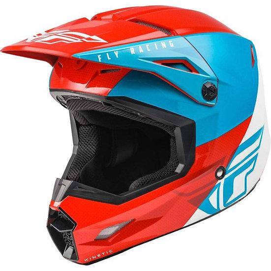 Fly Racing Kinetic Straight Edge Helmet
