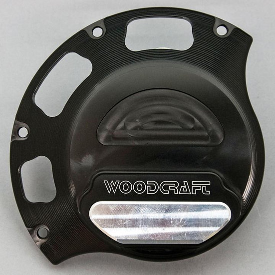 Woodcraft 60-0641RB Ducati Wet Clutch RHS Clutch Cover Protector