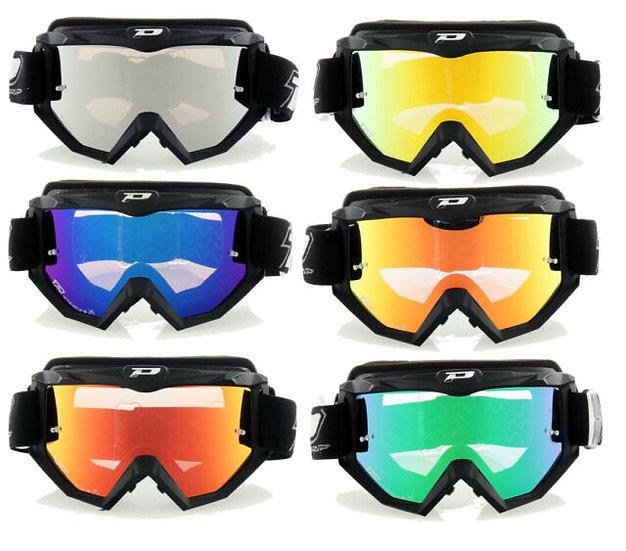 ProGrip 3204 Matte Black Fog Free Goggles