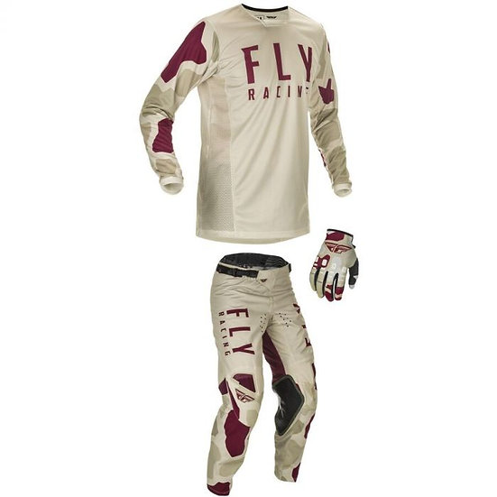 Fly Racing Kinetic K221 Graphic Youth Pants