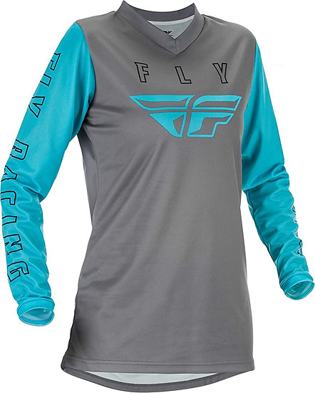 Fly Racing Womens F-16 Riding Gear Jersey