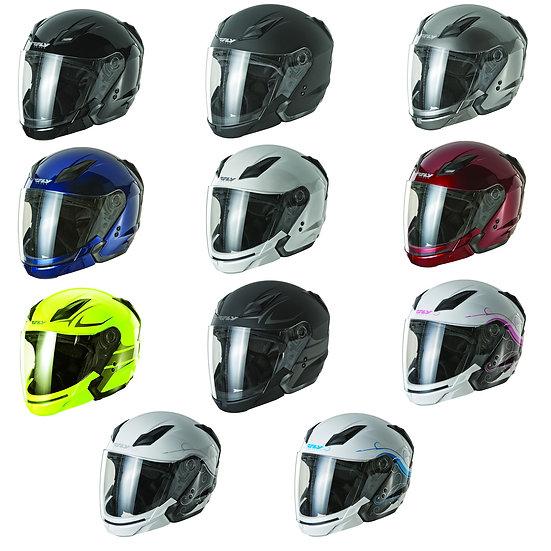 Fly Racing Tourist Helmet