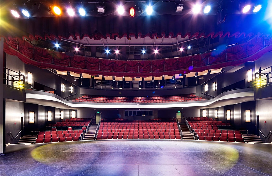 Ogden High School Auditorium