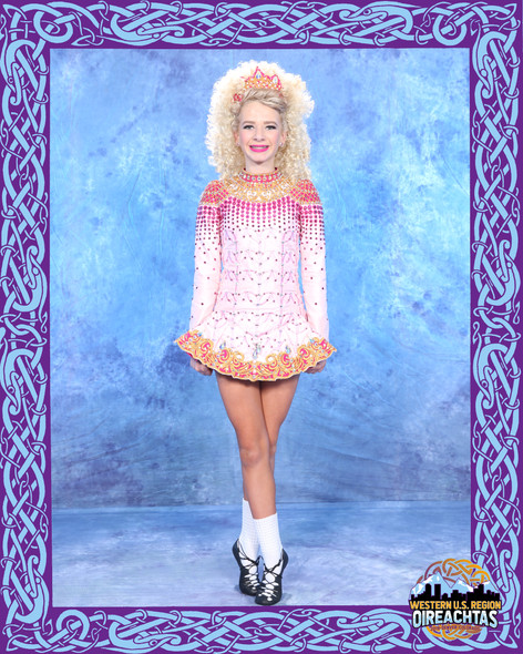 Amberlee at Oireachtas 2019