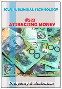 #523 ATTRACTING MONEY