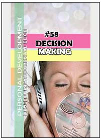 #58 DECISION MAKING