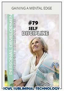 #79 SELF DISCIPLINE