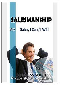 #17 I CAN & I WILL- PROGRAM FOR SALES PEOPLE