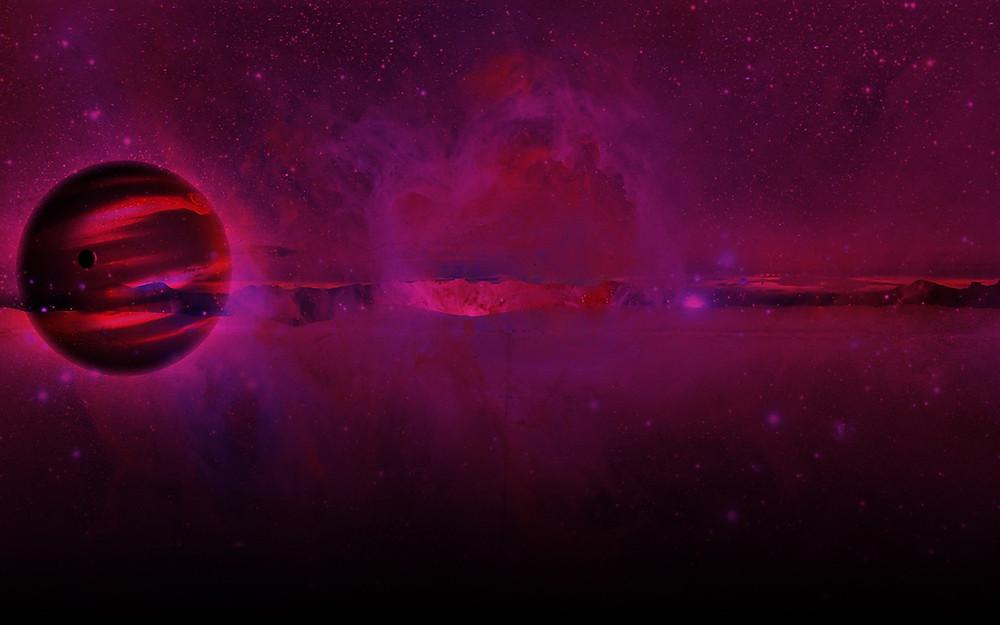 cosmic pink