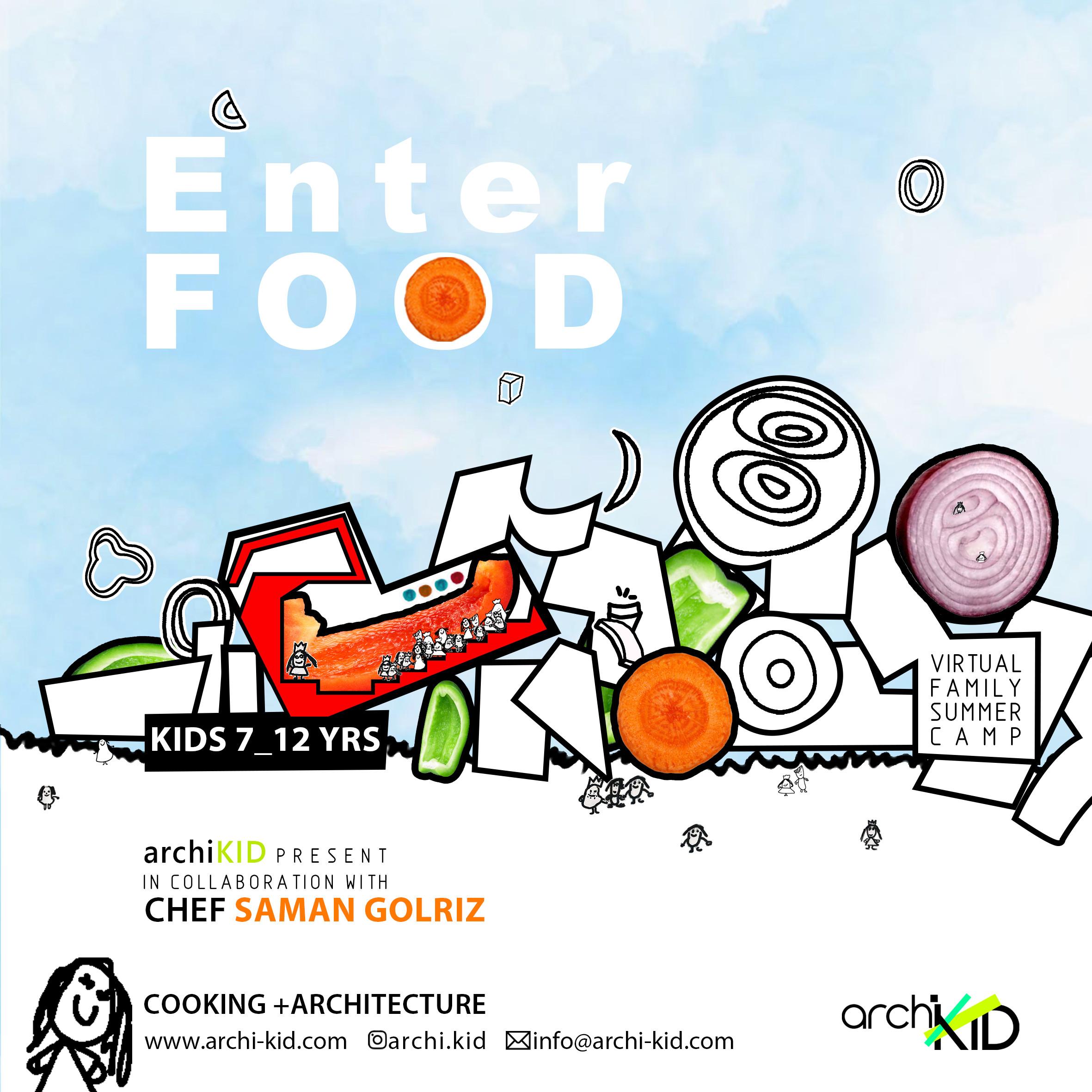 ENTER FOOD