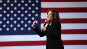 Kamala Harris: First Female Vice President Elected for America