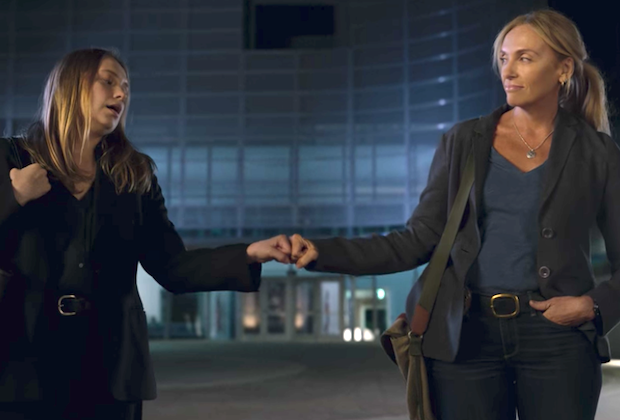 Toni Colette and Merritt Wever fearlessly portray detectives Grace Rasmussen and Karen Duvall, who work night and day to connect the dots in various rape cases to bring the attacker to justice