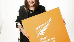 Newly Appointed CEO For New Zealand Rugby