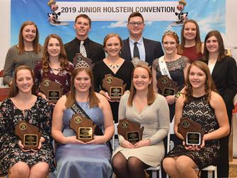 Wisconsin Holstein Juniors set sail at the 2019 Junior Holstein Convention