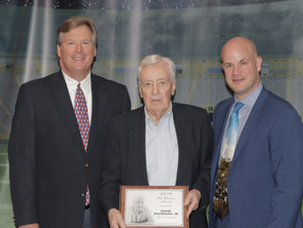David Bachmann Sr. Recognized with the Elite Breeder Award