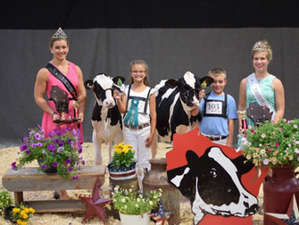2016 State Junior Show Results