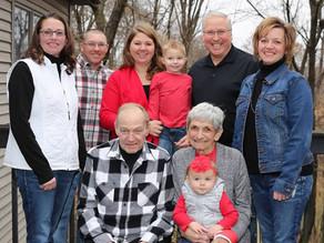 2020 Wisconsin Holstein Distinguished Holstein Breeder: Glenn and Joan Brewer, Glenn-Ann Holsteins