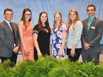 Outstanding Youth Recognized as Distinguished Junior Members