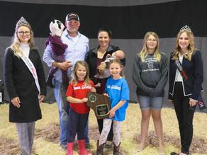 2020 Distinguished Young Holstein Breeder