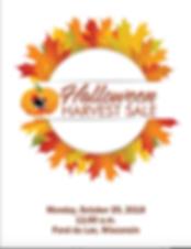 Halloween Harvest Sale_WHA