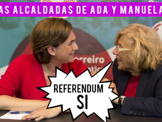 LAS ALCALDADAS DE ADA Y MANUELA