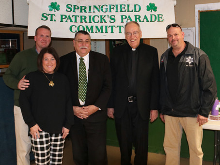 2019 Springfield Parade Marshal & Award Winners Announced