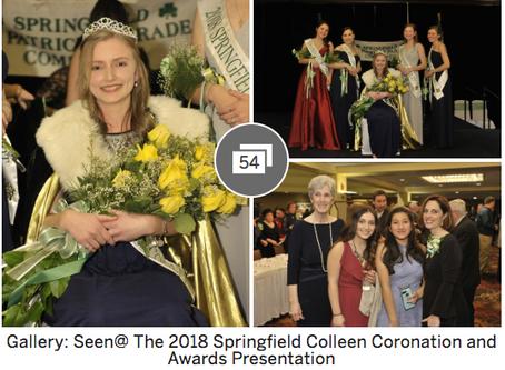 2018 Springfield Colleen Crowned at Coronation & Awards Presentation (MassLive photos)