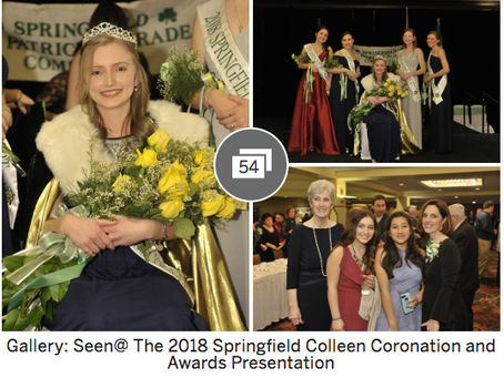 2018 Springfield Colleen Crowned at Coronation & Awards Presentation (MassLive photos)