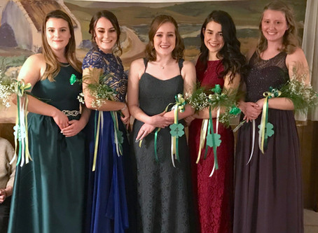 2019 Springfield Colleen Finalists Announced