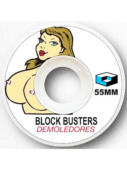 Consolidated Boobs 55mm  4 pack
