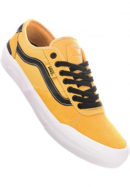 Vans Chima Pro Gold