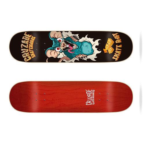 Cruzade Skate rat Deck 8.25