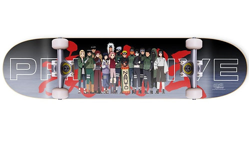 Primitive Team Naruto 8.125