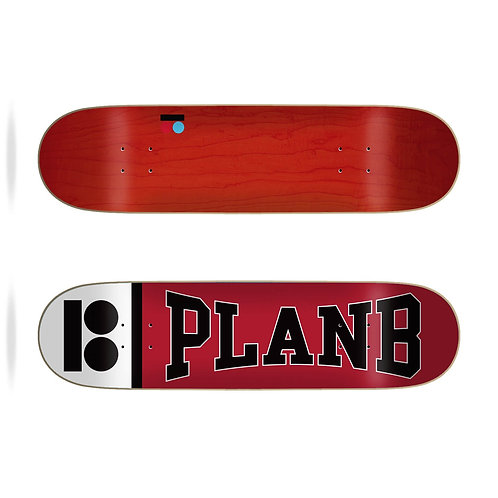 Plan B Academy  8.25 Deck