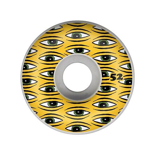 Toy Machine Eyes 52mm 4 Pack