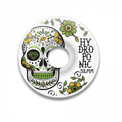 Hydroponic Skull Green 52mm 4 pack