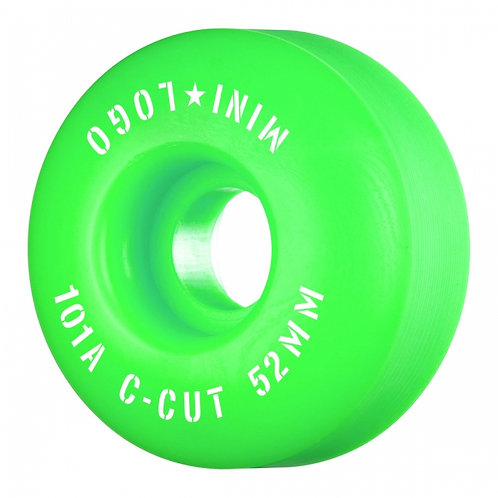 Mini Logo C-cut  53mm 4 Pack