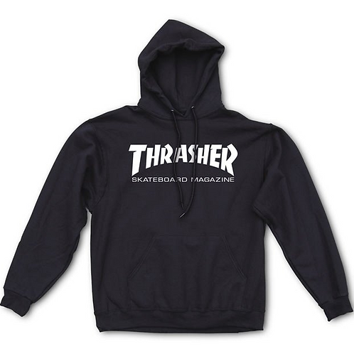 Thrasher Mag Blk