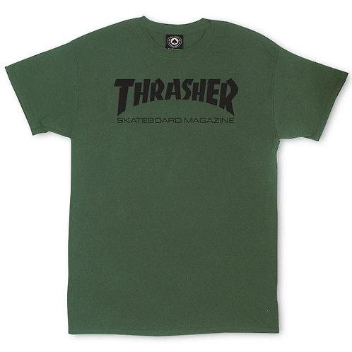 Thrasher Mag Green