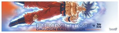 Primitive Goku Ultra Griptape