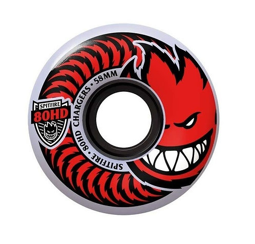 Spitfire Charger 80HD 58 mm 4 Pack
