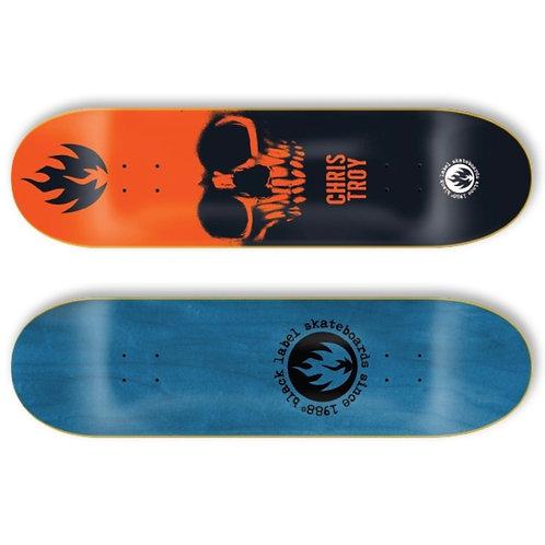 Black Label Chris Toy Deck 8.5